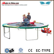 Kids 8ft Trampoline with Enclosure