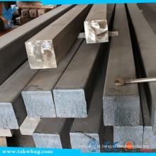 Alta qualidade ASTM 304 barra quadrada de aço inoxidável lista de preços