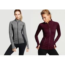 2016 Wholesale Yoga Clothing High Quality Gym Sweatshirt