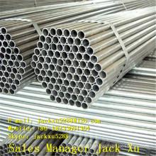 alibaba website factory supplier hot dip galvanized steel pipe