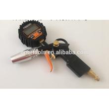 Pistola de ar de sopro de ar de qualidade superior com concentrador de ar e medidor de ar