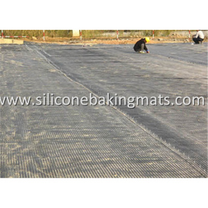 Unaxial PET geogrid Retaining Walls & Slope Reinforcement
