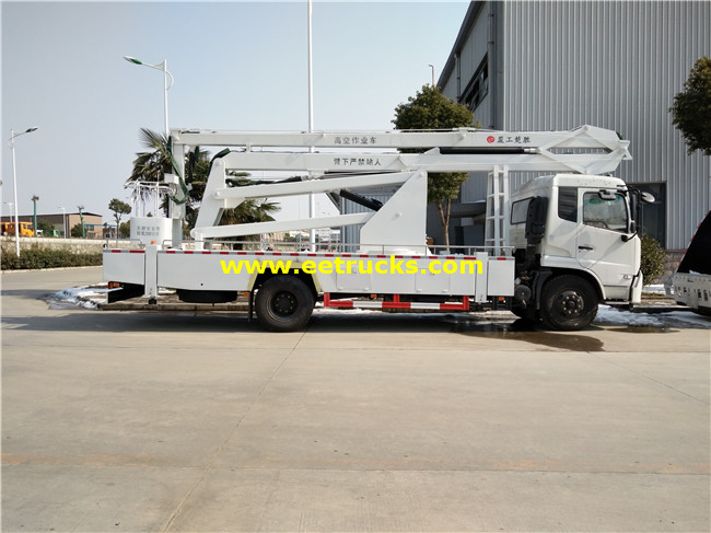 DFAC Vehicle mounted Aerial Platforms
