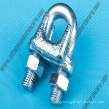 Qingdao Manufacturing Galvanized Type a Wire Rope Clip