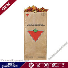 Moisture Proof Bio-Degradable Lawn and Leaf Paper Bags