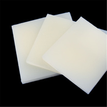Barra de PVDF de lámina de fluoruro de polivinilideno de PVDF blanco