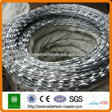 Anping Factory Cheap razor wire for sale