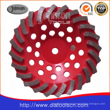175mm Diamond Wheel with Swirl Type