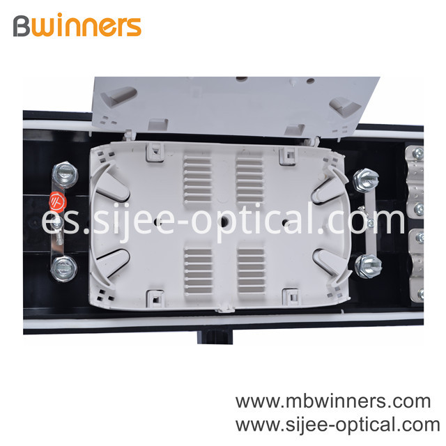 Fiber Optic Joint Enclosure