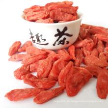 Ningxia Goji Berry Plant - trockene rote Goji Beeren