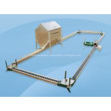 Breeder chain feeding System