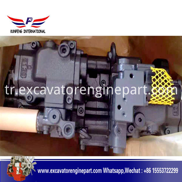 Electronically Controlled Variable Plunger Hydraulic Pump K7v63