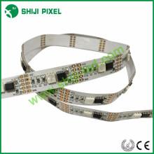 luz de tira conduzida smd5050 programável endereçável digital da luz da fase dmx512 flexível