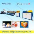 EPE Foamed Net/Foamed Package Mesh Machine