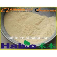 Celulasa de alta producción para aditivos para piensos