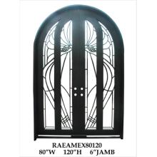 Feinste handgefertigte Eisen-Eingangstüren