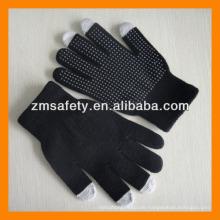Berührungsempfindliche Handschuhe mit Dot Palm