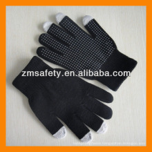 Touch Sensitive Gloves with Dot Palm