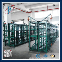 Vertical Mold Storage Rack