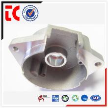 Proveedor de productos personalizados estándar en China Cubierta de aluminio de la cabeza del motor eléctrico de la fundición de aluminio de la alta calidad para el componente auto