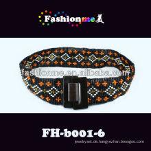 Fashionme Mode Perlen Gürtel FH-b001