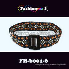 FashionMe fashion perles ceinture FH-b001