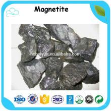 Preço dos preços em pó de areia de minério de magnetita / magnetita