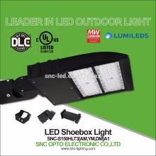 "SNC Best Seller 150 Watt LED Parking Lot Light with only 2.87"" Thin"