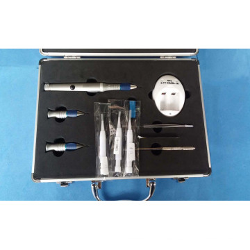 Fue Transplant Handpiece with Battery and Punch