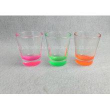 Farbe Bottom Schnapsglas, Spray Farbe Bottom Schnapsglas