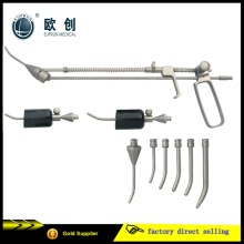Gynecology Instrumentos Cirúrgicos Spring Cup Tipo Manipulador Uterino Set
