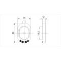 2030 1.5W 8R 2cm 3cm digital photo frame speaker
