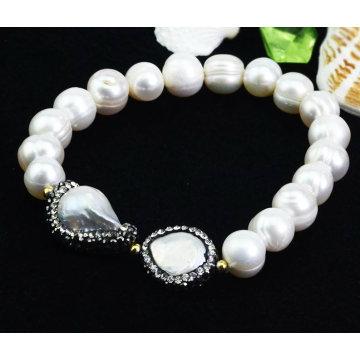 Vente en gros de bijoux en bracelet perle de mode