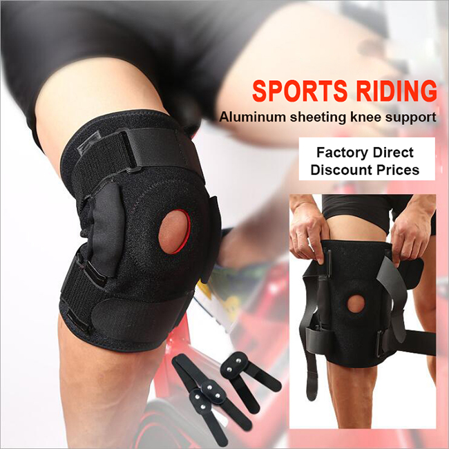high quality fabric knee brace