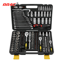 AA4C 216pcs shelf hardware hand tools workbench tools auto repair tool kit A1-E21601