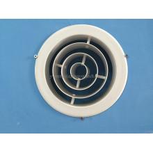 Hochwertiger kreisförmiger Luftverteiler Aluminium-Jet-Diffusor