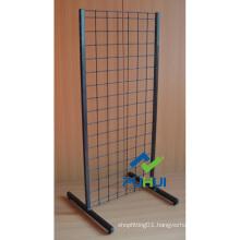 Metal Wire Retail Display Rack (PHYN107)