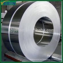 Z60 cintas de acero galvanizado bobinas