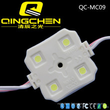 Chips haute qualité 4 chips SMD 5050 Injection Module LED 0.96W