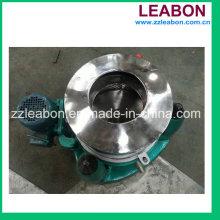 Les matériaux fibreux en acier inoxydable utilisent la machine à centrifuger