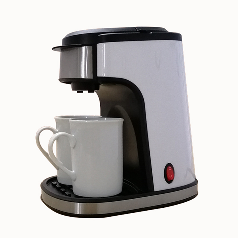 Double Serve Coffee Machine