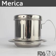 Stainless Steel 304 Vietnamese Coffee Dripper