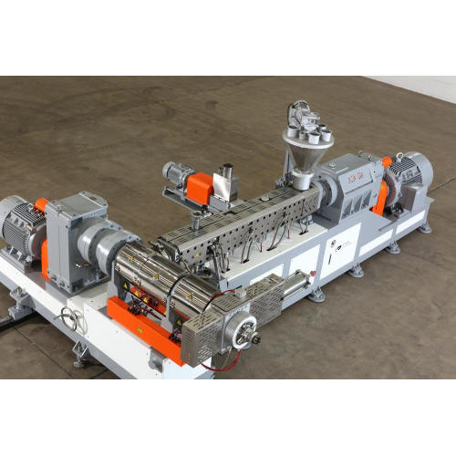Pellet Polymer compounding Co-rotative Twin Screw Extruder