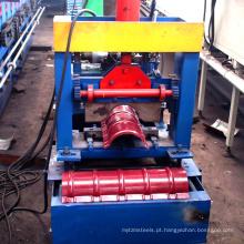 Tampão galvanizado da folha do ferro da telhadura que faz a máquina