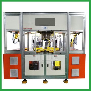 Auto Generator motor stator coil winding inserting machine