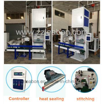 Machines automatiques d'emballage d'engrais de contrôle