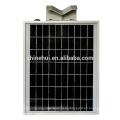 5 Años de Garantía 12W Luz Solar de calle retrofit con poste