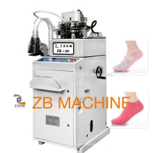 Rundstrickmaschinen für Socken