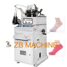 máquina de medias automática calcetines lisos máquina