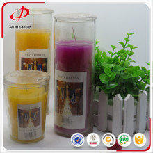 Nến Thơm Jelly Candle Glass